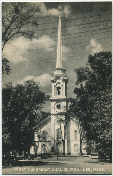 Lee First Congregational Church