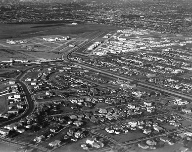 Crenshaw Boulevard Aerial