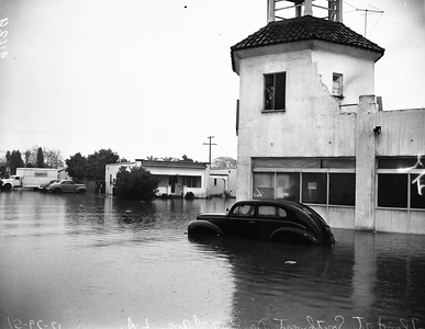 Leimert Park Flood