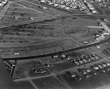 Leimert Park Aerial