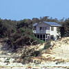 House on Little Cumberland Island facing St. Andrews Sound in Georgia on the ICW