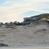 Little Cumberland Lighthouse, Dunes, and House Debris after Hurricane Irma 11-25-17