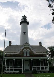 St. Simons Island Lighthouse - St. Simons Island, GA