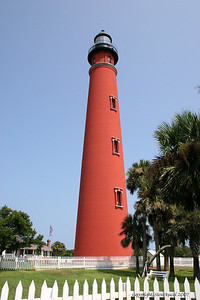 Ponce Inlet Lighthouse - Ponce Inlet, Florida