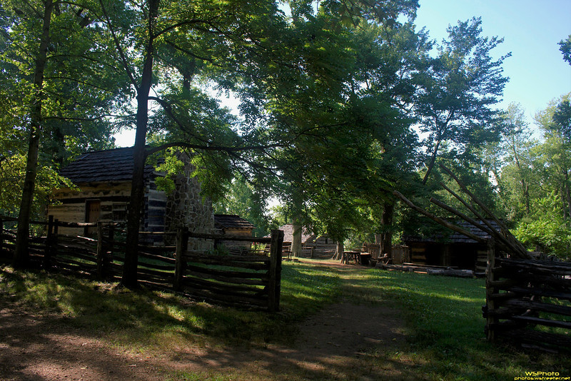 "Lincoln Boyhood National Memorial<br /> <br />  <a href=""http://www.nps.gov/libo/index.htm"">http://www.nps.gov/libo/index.htm</a><br /> <br /> The Lincoln Living Historical Farm, next to the cabin site memorial."