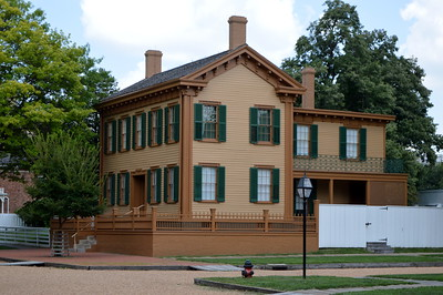 Lincoln Home National Historic Site – Springfield, IL