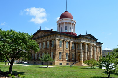 Old State Capital – Springfield, IL