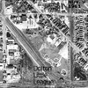 """D-R LITTLE LEAGUE AERIAL - 1961<br /> """"A"""" Field to the right,  B & C to left.  I helped my father lay out B & C fields in the middle 1950's."""