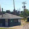2003 CONCESSION-EQUIPMENT BUILDING<br /> Building on right, front section, is an original from 1950.