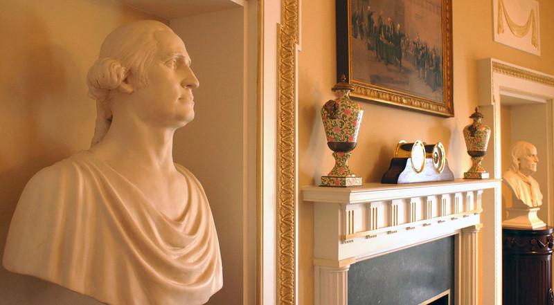 Washington in Cabinet Room