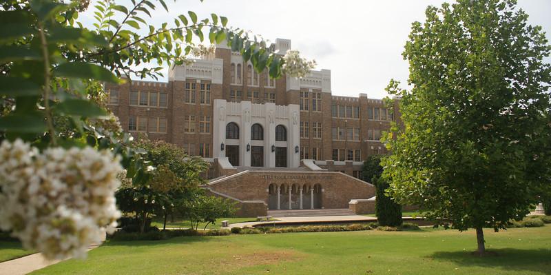 Little Rock's Central High School