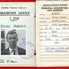 A P F Parachutist Licence