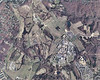 This is a Google satelite photo of the overall area taken a few years ago when the Lorton Prison had taken over the site.