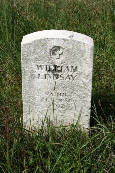 WILLIAM INDSAY<br /> VA MIL<br /> REV WAR<br /> 1792