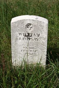WILLIAM INDSAY VA MIL REV WAR 1792