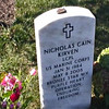 Lance Corporal Nicholas Kirven . Arlington National Cemetery, Virginia
