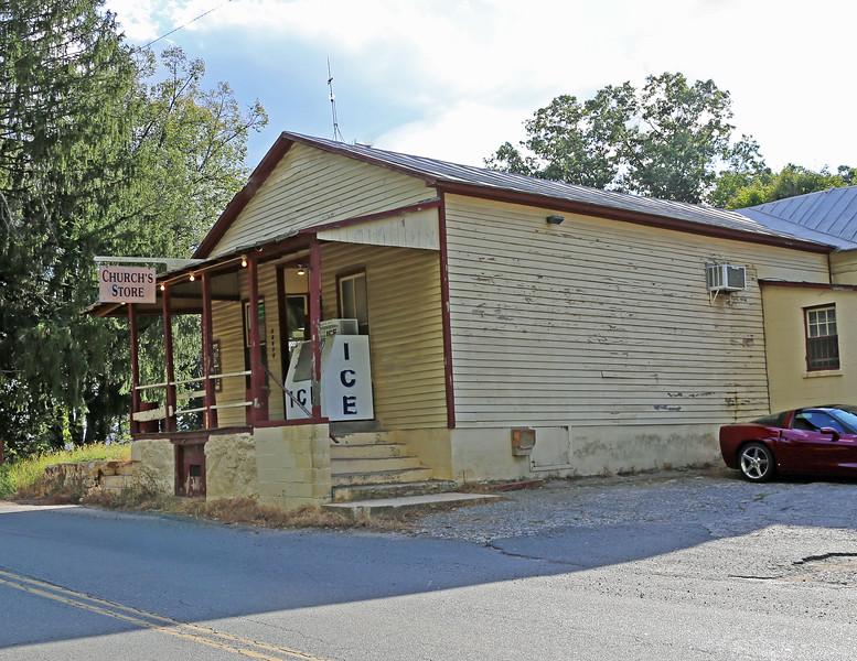 Church's Store, Watson, VA