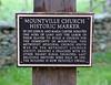Mountville Church 1852