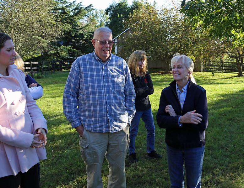 Gene Scheel & Donna Rogers