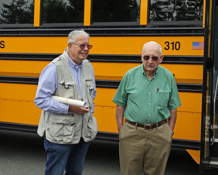 Gene Scheel & Ted Jackson