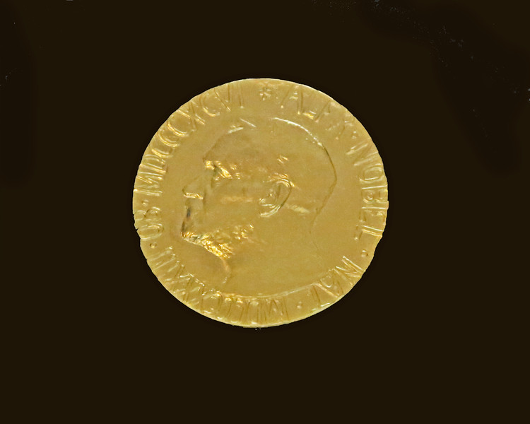 George C Marshall's Nobel Peace Prize