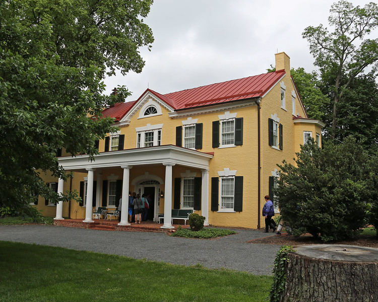 Dodona Manor, George C. Marshall's house