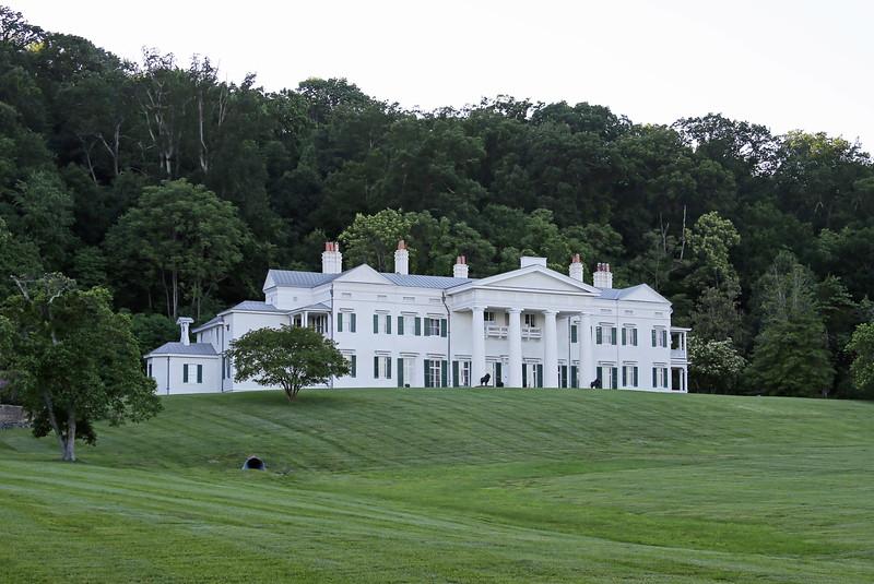 Morven Park former home of Gov. Westmoreland Davis & Gov. Thomas Swann