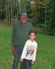 Asbury Lloyd and grand daughter