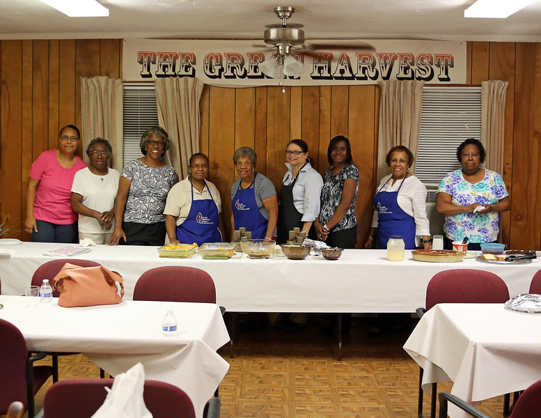 The kitchen Angels,  Austin Grove United Methodist Church