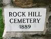 0 5210 85x11  Rock Hill Cemetery