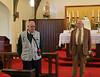 St. John Church of the Apostles, Gene Scheel & Jim Lucier
