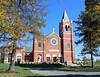 The new St. John Church of the Apostles