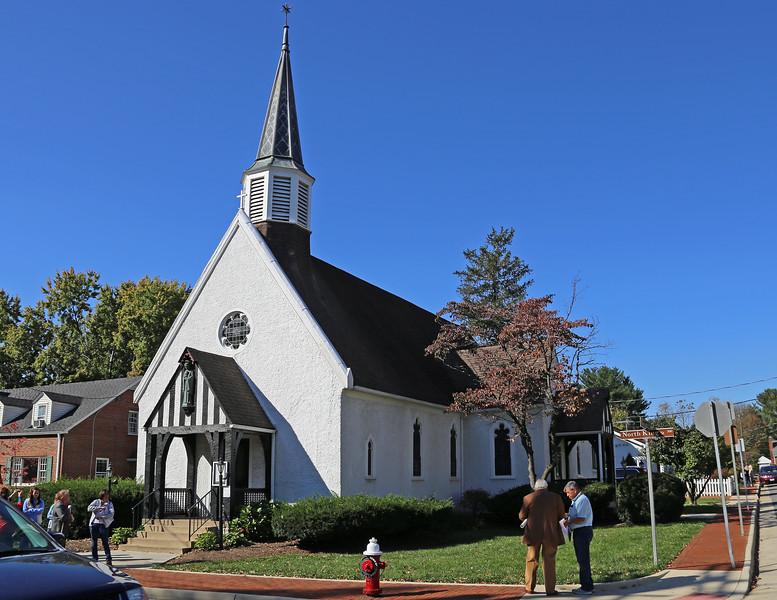 St. John Church of the Apostles
