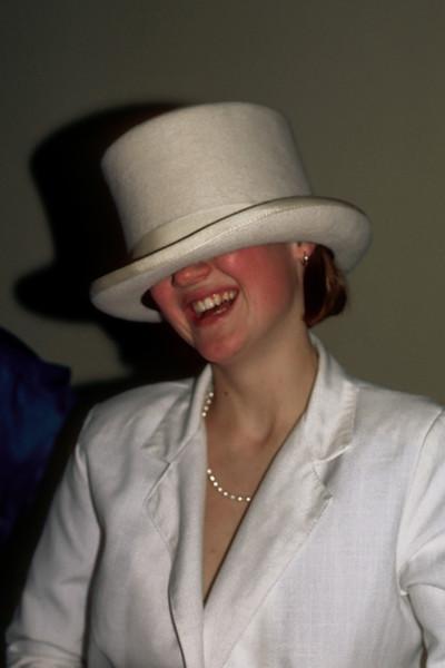 1985. Cathy Nolan.
