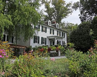 MHAA - Goose Creek Friends Meetinghouse & Springdale Village Inn, August 6, 2017