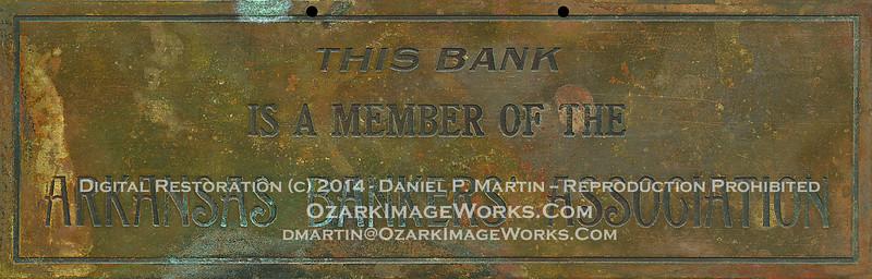 The Citizens Bank of Pettigrew, Arkansas - ABA