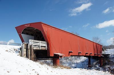 Holliwell Bridge Madison County
