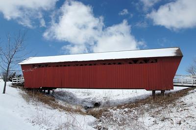 Imes Bridge Madison County Iowa