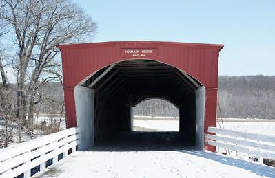 Hogback Bridge Madison County