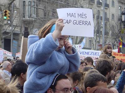 Barcelona - 11M - 20/03/2004