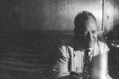 Dad's boss Clement Hurd, Manila, 1963