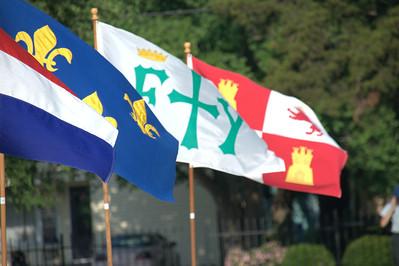 "Maple Grove ""Flag Day"" Friday June 14, 2013"