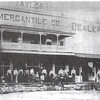 Taylor Mercantile, Prior to 1918 in Marble Hill