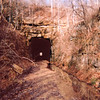 Glen Allen Railroad Tunnel Entrance