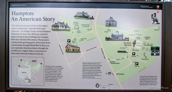 2013/11/02 Hampton National Historic Site