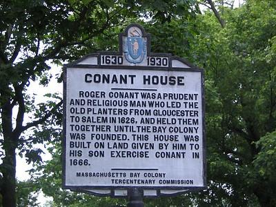 Conant House, Rte 97, Beverly