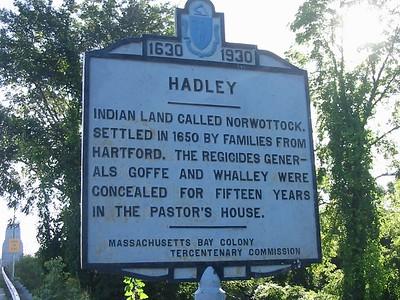 Hadley, Route 9, Hadley