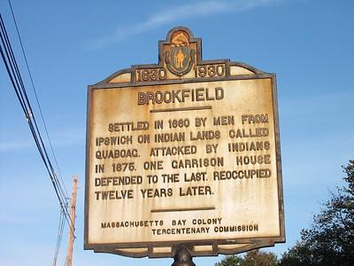 Brookfield, Route 9, Brookfield