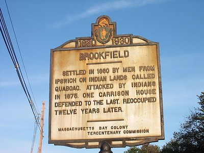 Brookfield, Route 9, Brookfield