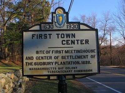 First Town Center, Sudbury